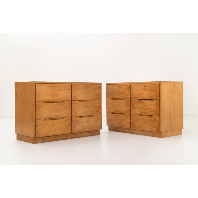 Pair of Alvar Aalto Cabinets - Image 2 of 8