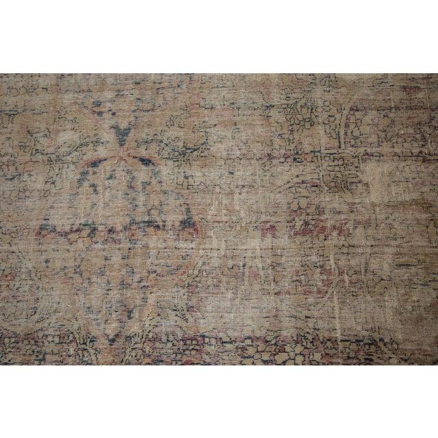 "Antique Persian Kerman Carpet - 9' X 13'1"" - Image 5 of 10"