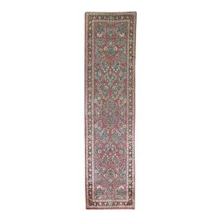 Vintage Persian Sarouk Runner 2'8'' x 10'1'' For Sale