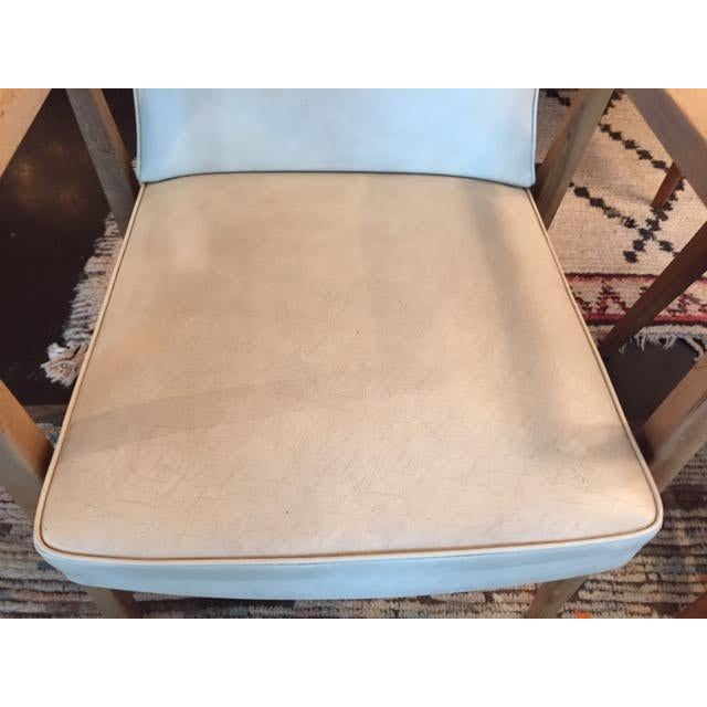 Vintage French Thonet Armchairs - A Pair For Sale - Image 4 of 9