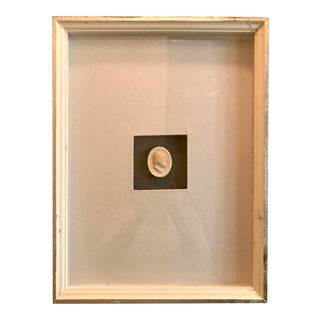 Matted and Framed Intaglio #6 For Sale