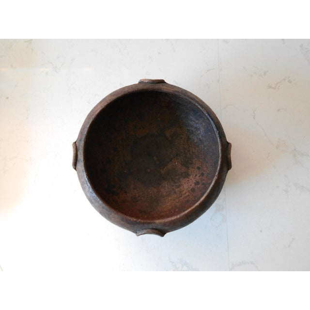 Primitive Clay Bowl - Image 6 of 7