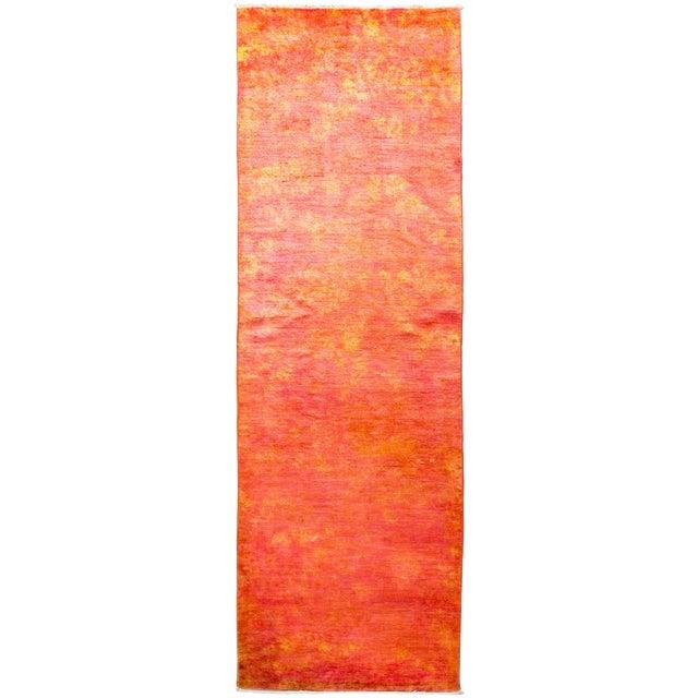 Orange Runner Rug For Sale