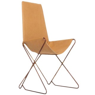 1960s Vintage Arturo Pani Sling Chair For Sale
