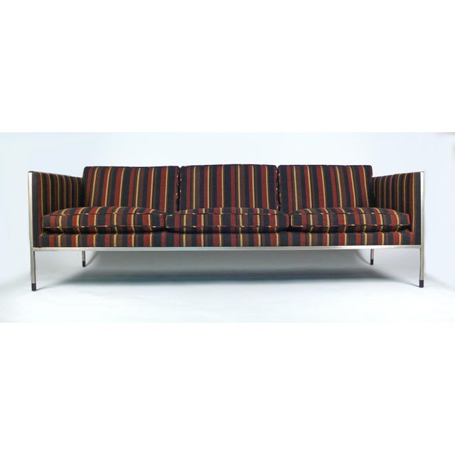 This sofa was acquired from the estate of one of Dallas' most awarded architects. His entire collection was almost 100%...