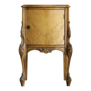 Antique French Provincial Nightstand For Sale