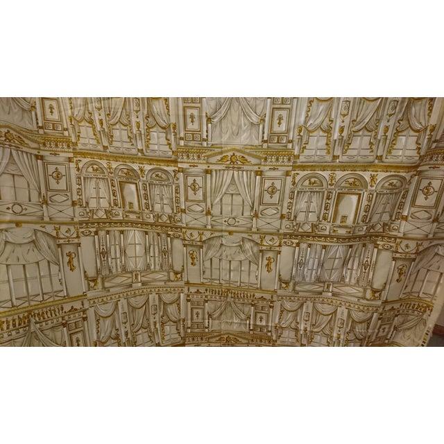 "Scalamandre ""Farnese"" Renaissance Gold - Image 2 of 5"