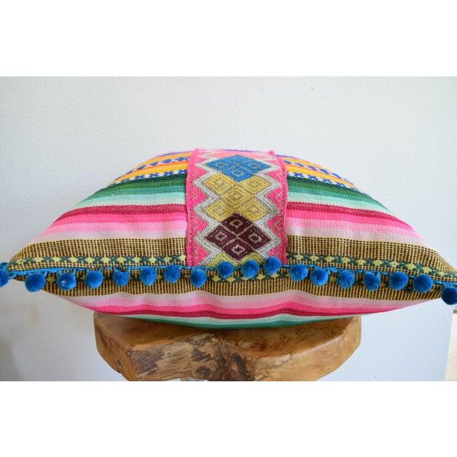 Peruvian Manta Lux Pillow - Image 4 of 5