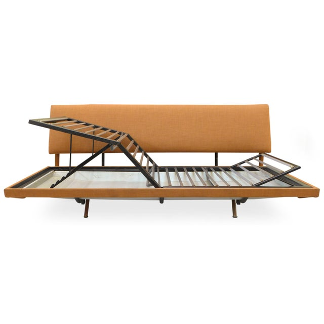 1960s Mid-Century Modern Sofa, Daybed, Lounge by Marco Zanuso for Airflex For Sale - Image 5 of 7