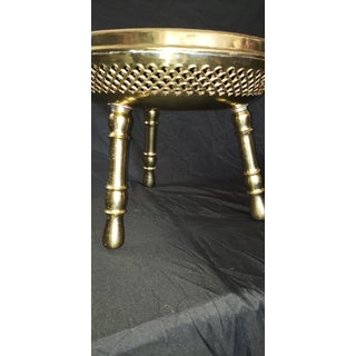 1940s Vintage Moroccan Foot Stool Preview