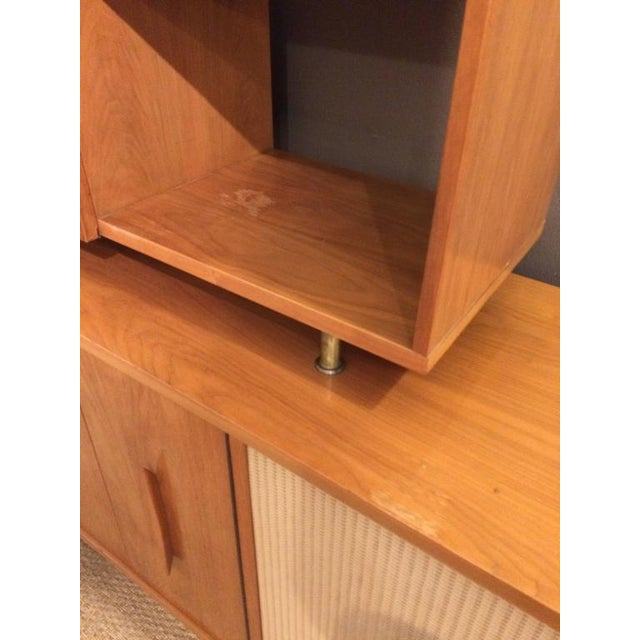 Mid-Century Modern Stereo Cabinet & Dry Bar - Image 4 of 9