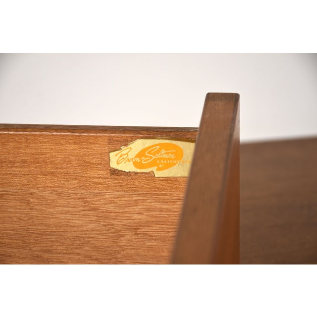 Mid-Century Modern-style Chest of Drawers For Sale In Los Angeles - Image 6 of 10