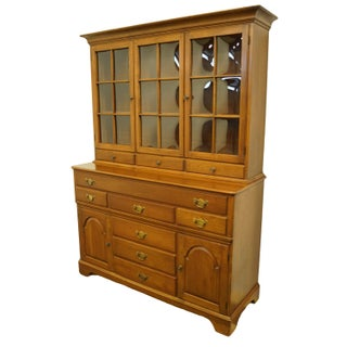 Pennsylvania House Solid Cherry Traditional China Cabinet Preview