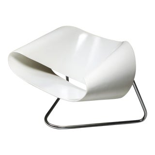 Ribbon Chair by Franca Stagi for Bernini - 1961 For Sale