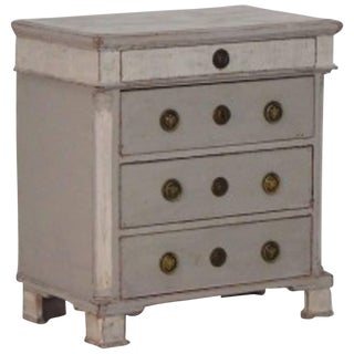 19th Century Swedish Gustavian Chest For Sale