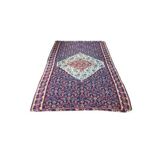 """Antique Persian Rug - 77"""" X 51"""" For Sale"""