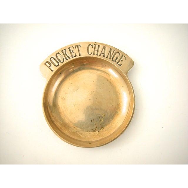 Brass Pocket Change Tray - Image 2 of 7