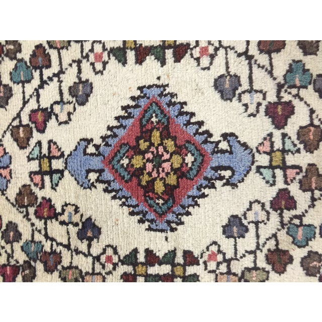 "Vintage Hamadan Persian Rug - 1'8"" X 2'10"" - Image 6 of 8"