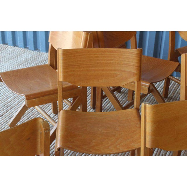 1960s Dining Chairs by Joamin Baumann, France, 1960s For Sale - Image 5 of 13