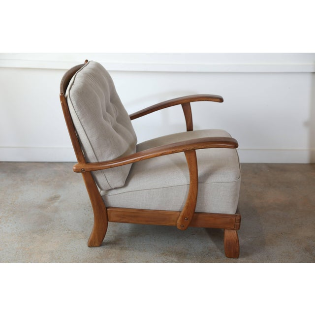 Mid 20th Century Pair of 1960s Chairs For Sale - Image 5 of 8
