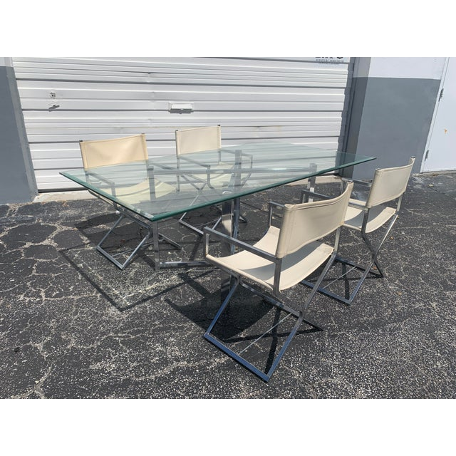 Mid-Century Modern Dining Set by Robert Kjer Jakobsen for Virtue of California - 5 Pieces For Sale - Image 13 of 13