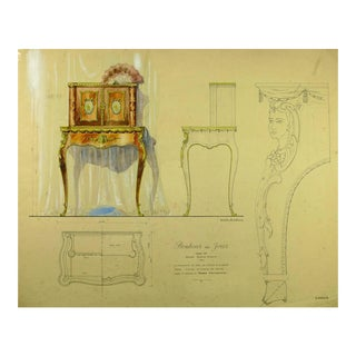 Furniture Drawing For Sale