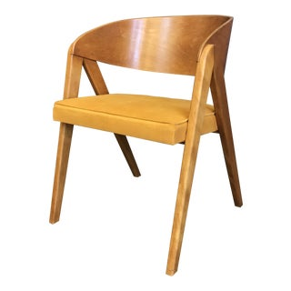Mid-Century Allan Gould Compass Chair For Sale