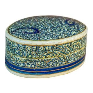 Indo-Persian Kashmiri Box For Sale