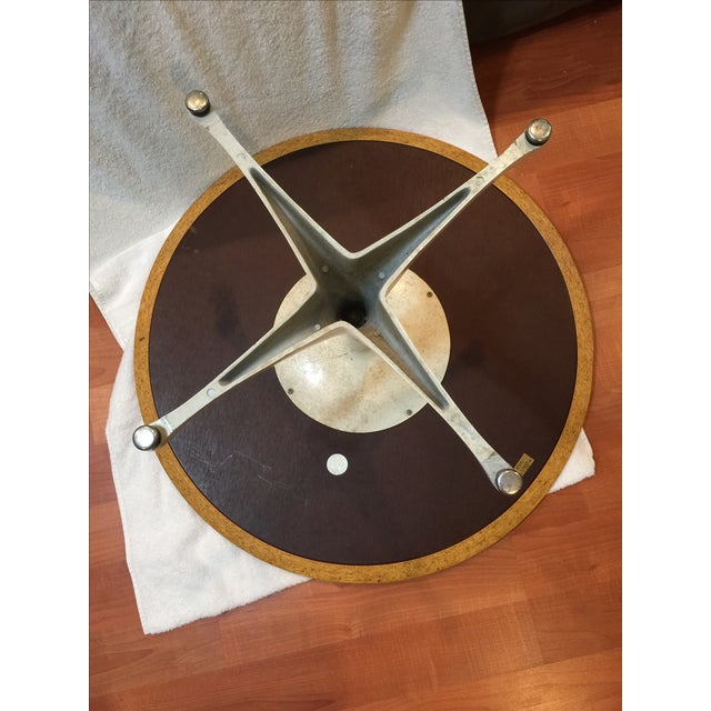 George Nelson Pedestal Table - Image 6 of 10