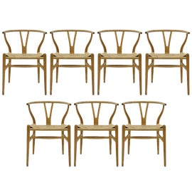 Image of Almond Dining Chairs