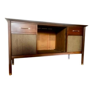 Magnavox Record Cabinet Credenza or Buffet For Sale