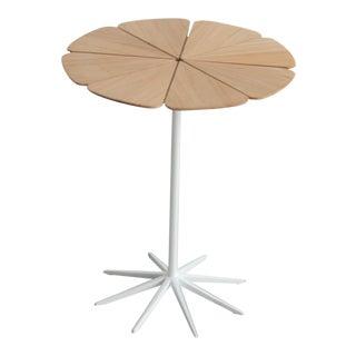 Mid-Century Modern Richard Schultz Petal Side Table For Sale