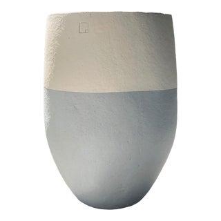 Large Brussels Ceramic Pot For Sale
