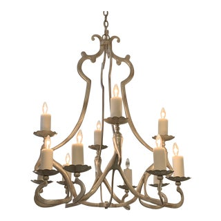 Niermann Weeks Crevecoeur Chandelier For Sale