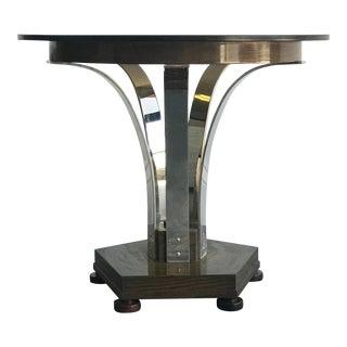 Edward Wormley for Dunbar Tulip Lamp Table For Sale