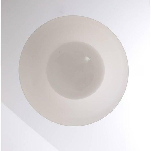 1970s Important Luigi Massoni Pendant Lamp by Guzzini Italy, 1970s For Sale - Image 5 of 5