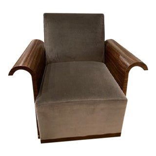 Modern l'Horizon Lounge Chair For Sale
