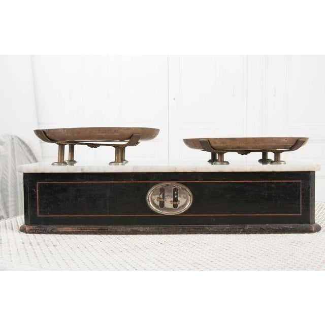 French French 19th Century Culinary Scale For Sale - Image 3 of 13