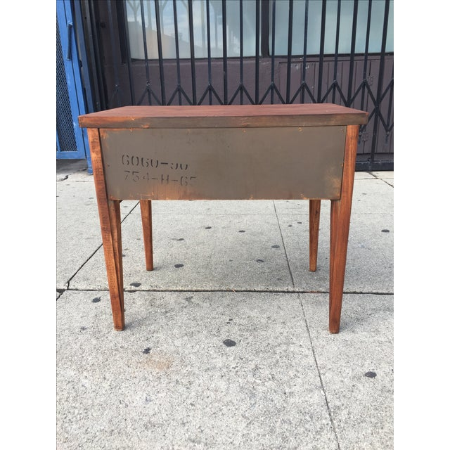 Mid-Century Broyhill End Table - Image 7 of 10