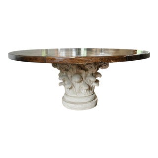 Custom Dining Table For Sale