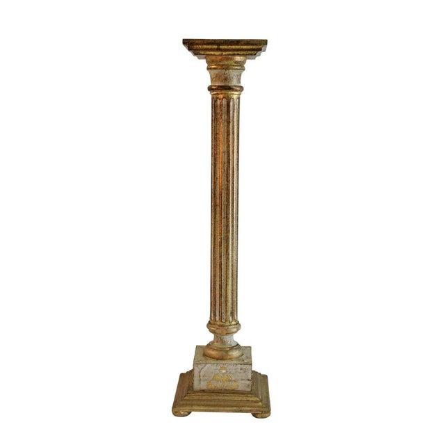 Italian Florentine Pedestal - Pair - Image 2 of 3