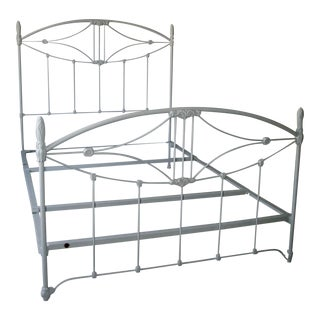 Victorian Iron Bed Frame