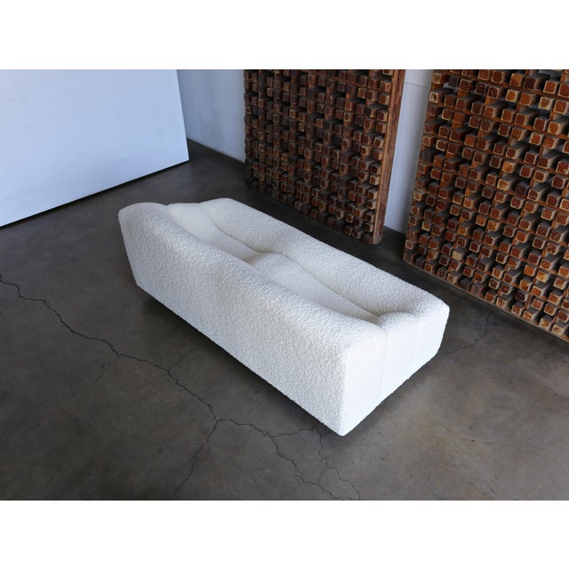 1970s Pierre Paulin Abcd Settee for Artifort Circa 1970 For Sale - Image 5 of 13