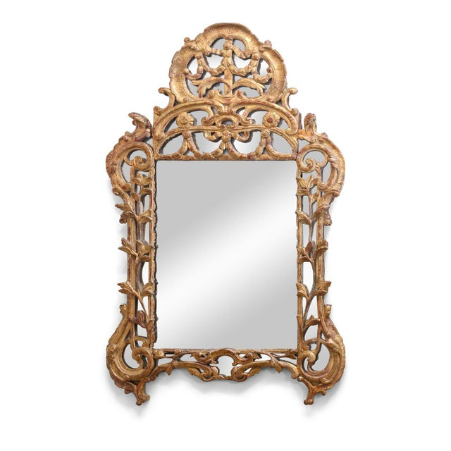Regence Period Giltwood Mirror For Sale - Image 11 of 11