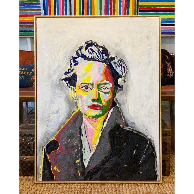 John O'Hara. Av. Encaustic Painting. For Sale In Saint Louis - Image 6 of 10