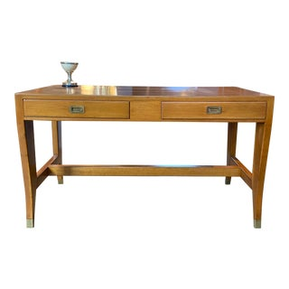 Gio Ponti Desk From the National Lavoro Bank For Sale