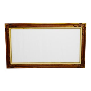Vintage Wood Picture / Mirror Frame