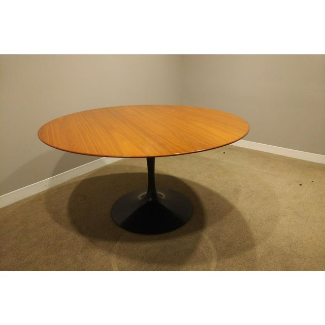 Knoll Saarinen 54w dining table - Image 6 of 7