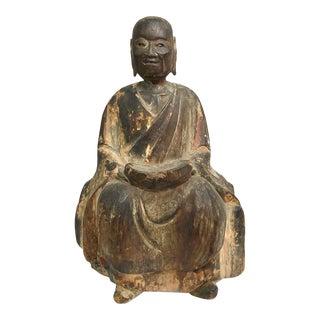 17th Century Buddha Statue For Sale