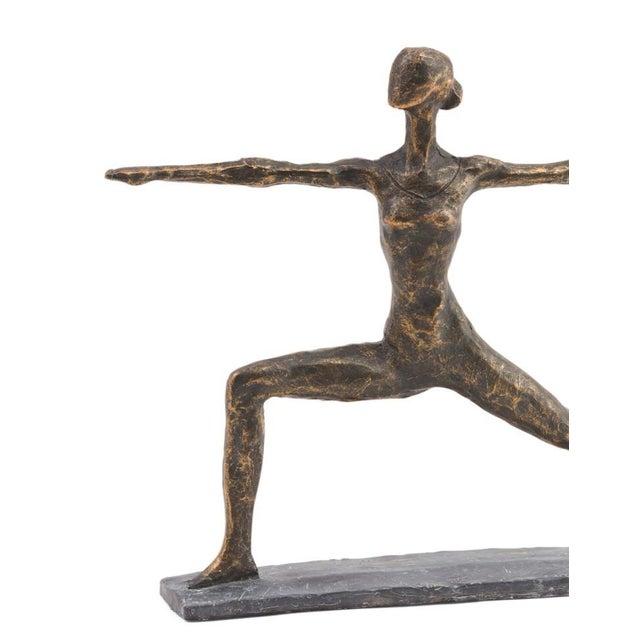 Warrior Modern Sculpture - Image 3 of 6